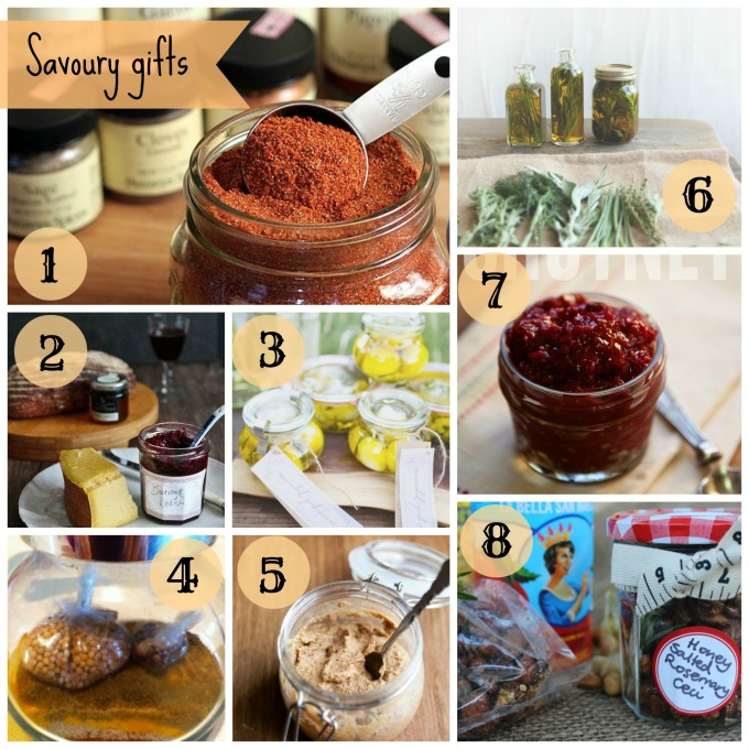 savoury gift ideas