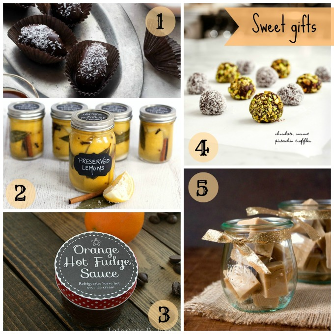 Sweet gift ideas